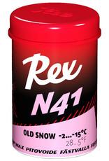 "Rex Rex Kick N41 Pink ""Old Snow"""