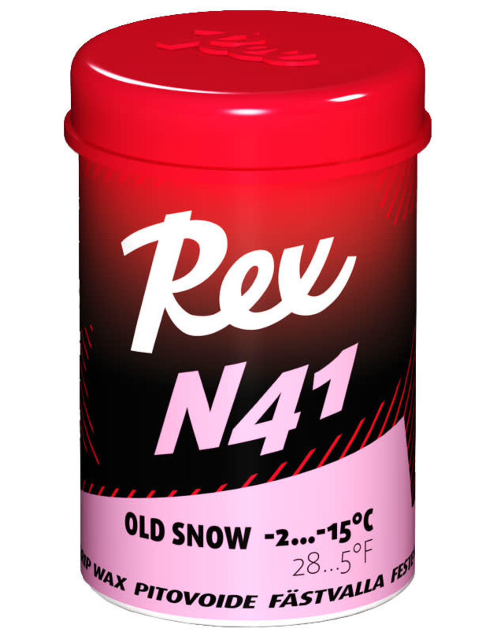 "Rex Rex Kick N41 Pink ""Old Snow"""