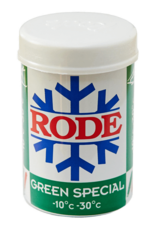 Rode Rode Kick Green Special