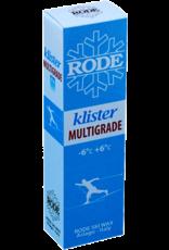 Rode Rode Klister Multigrade