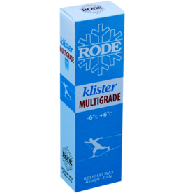 Rode Rode Klister Multigrade