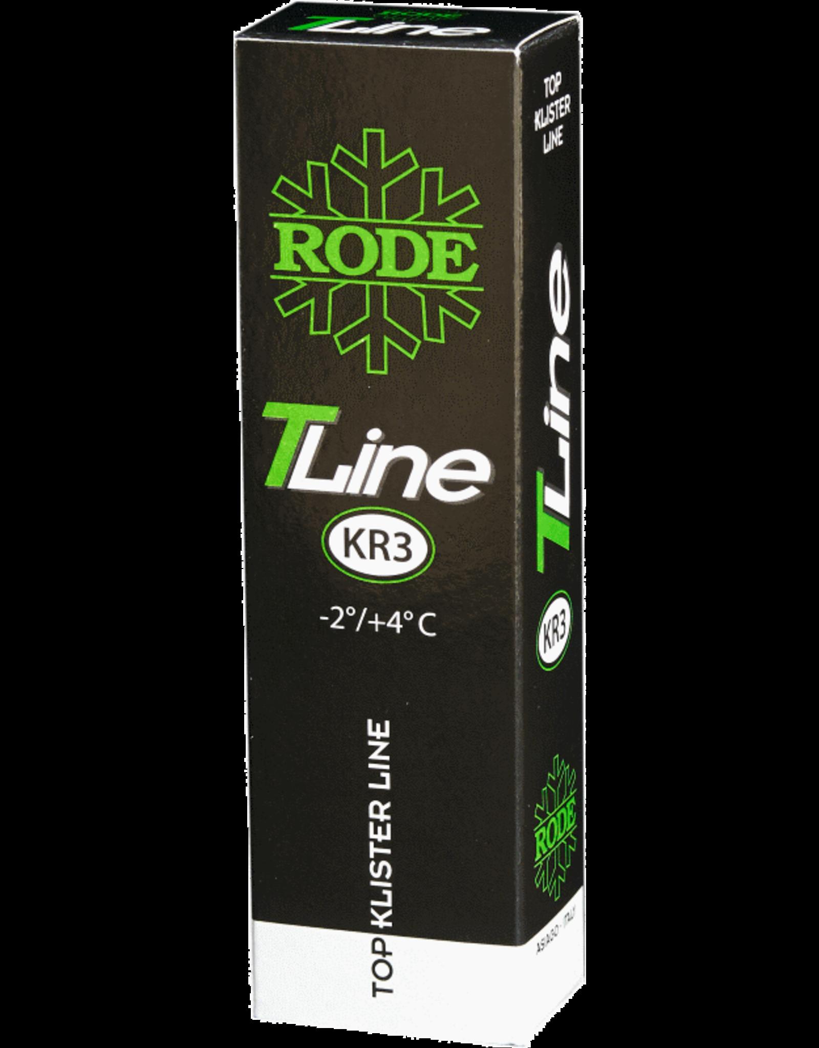 Rode Rode Klister Top Line KR3