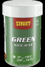 Start Start Kick Synthetic Green