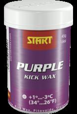 Start Start Kick Synthetic Purple