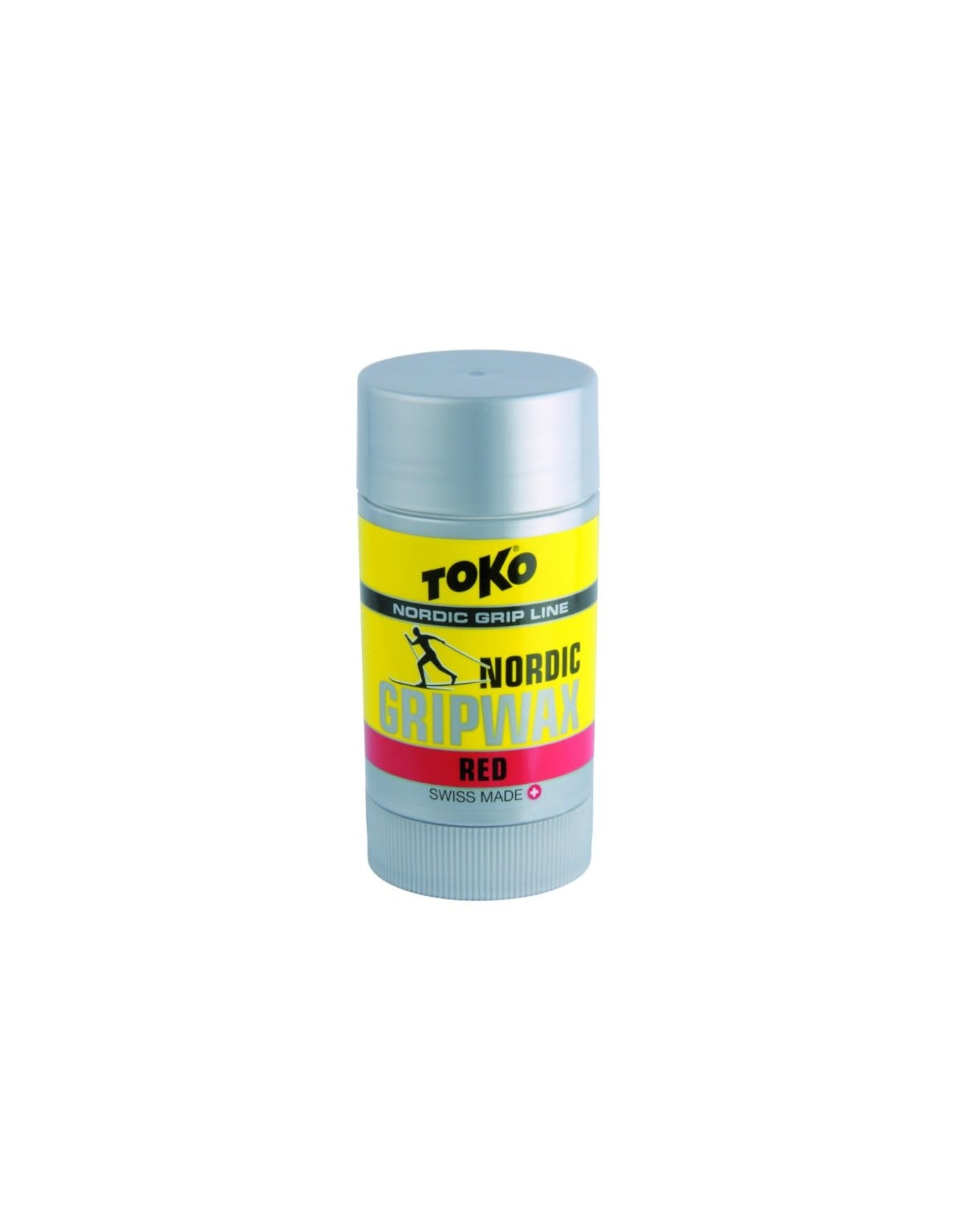 Toko Toko Nordic Grip Wax Red