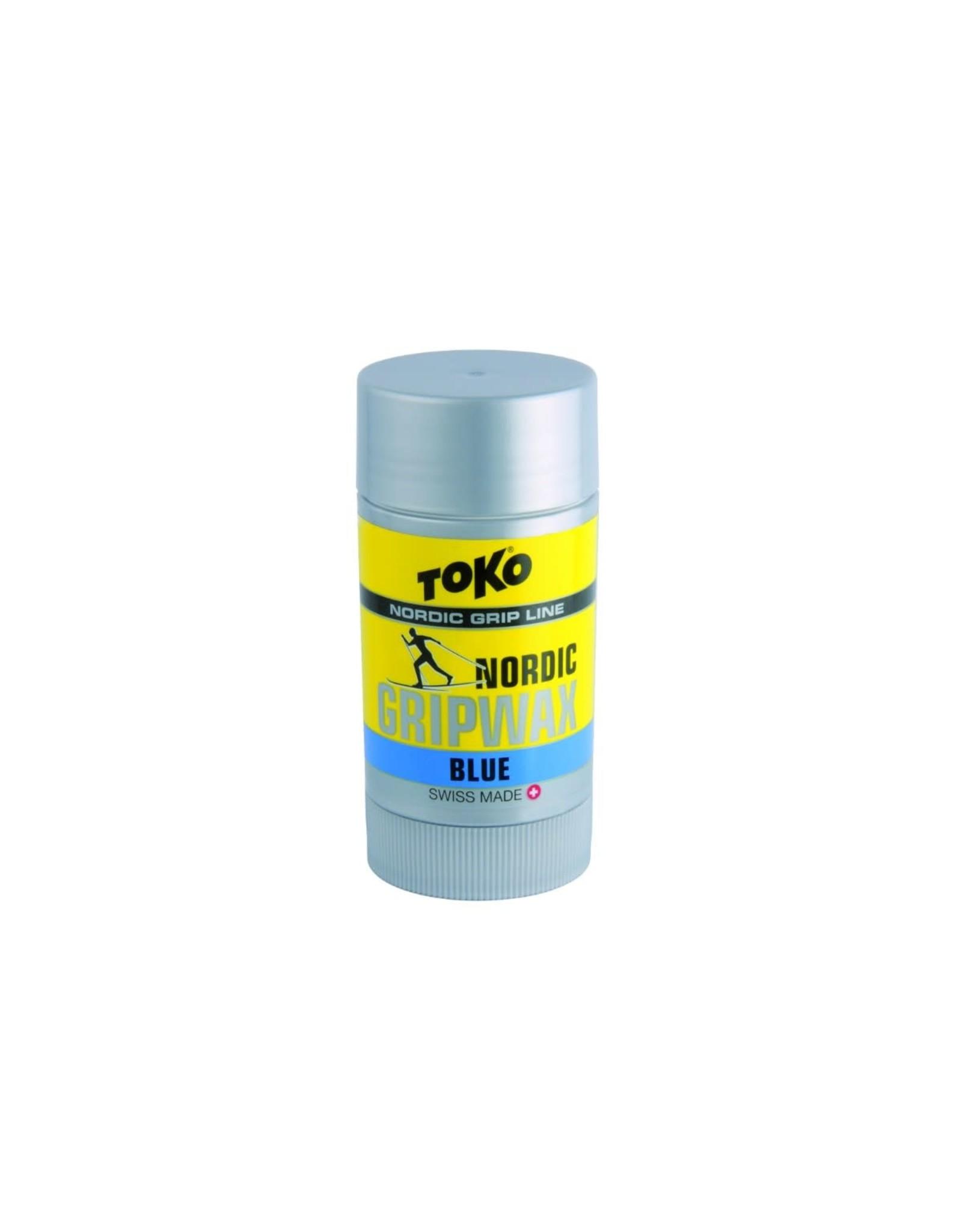 Toko Toko Nordic Grip Wax Blue