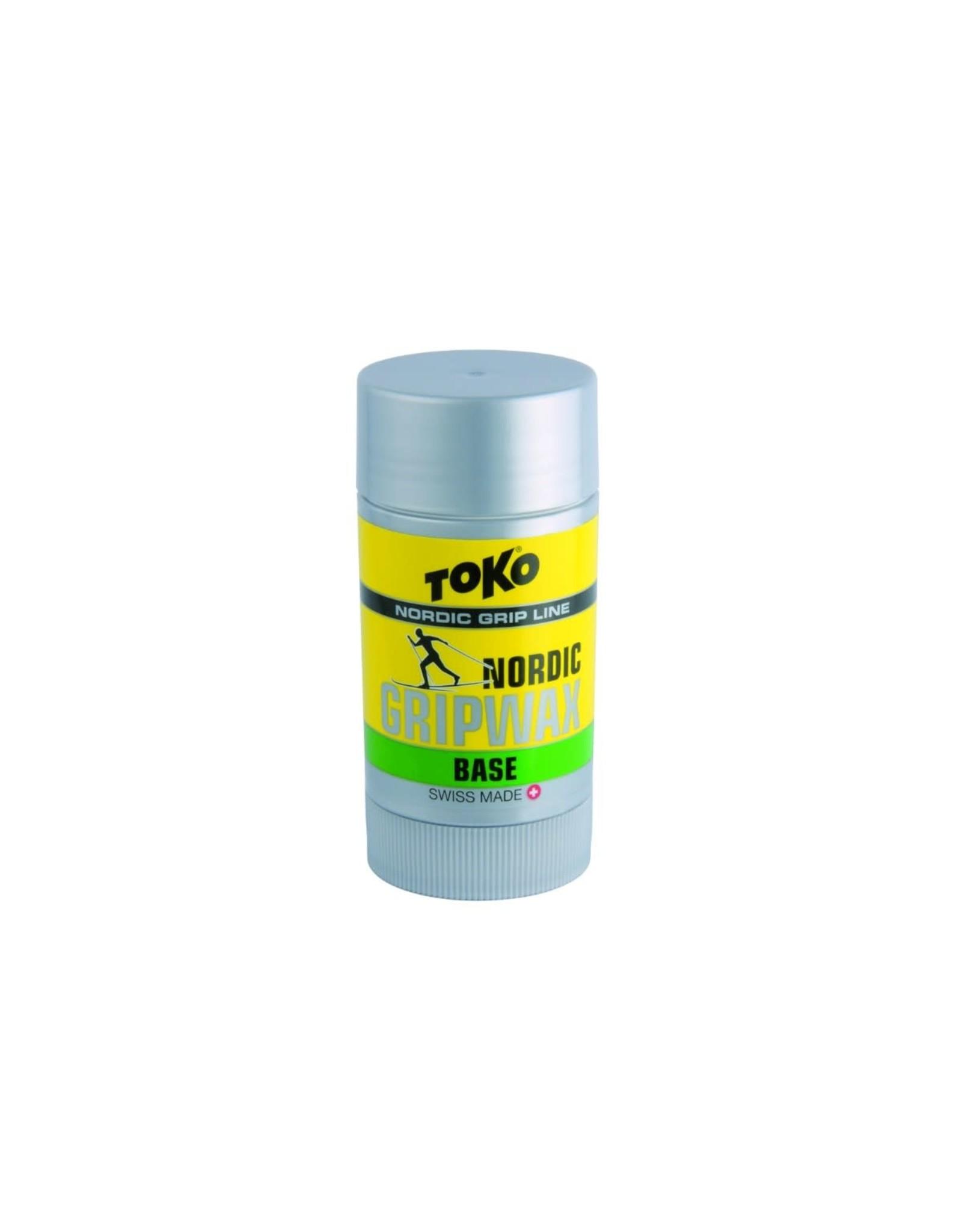 Toko Toko Nordic Grip Wax Base Green