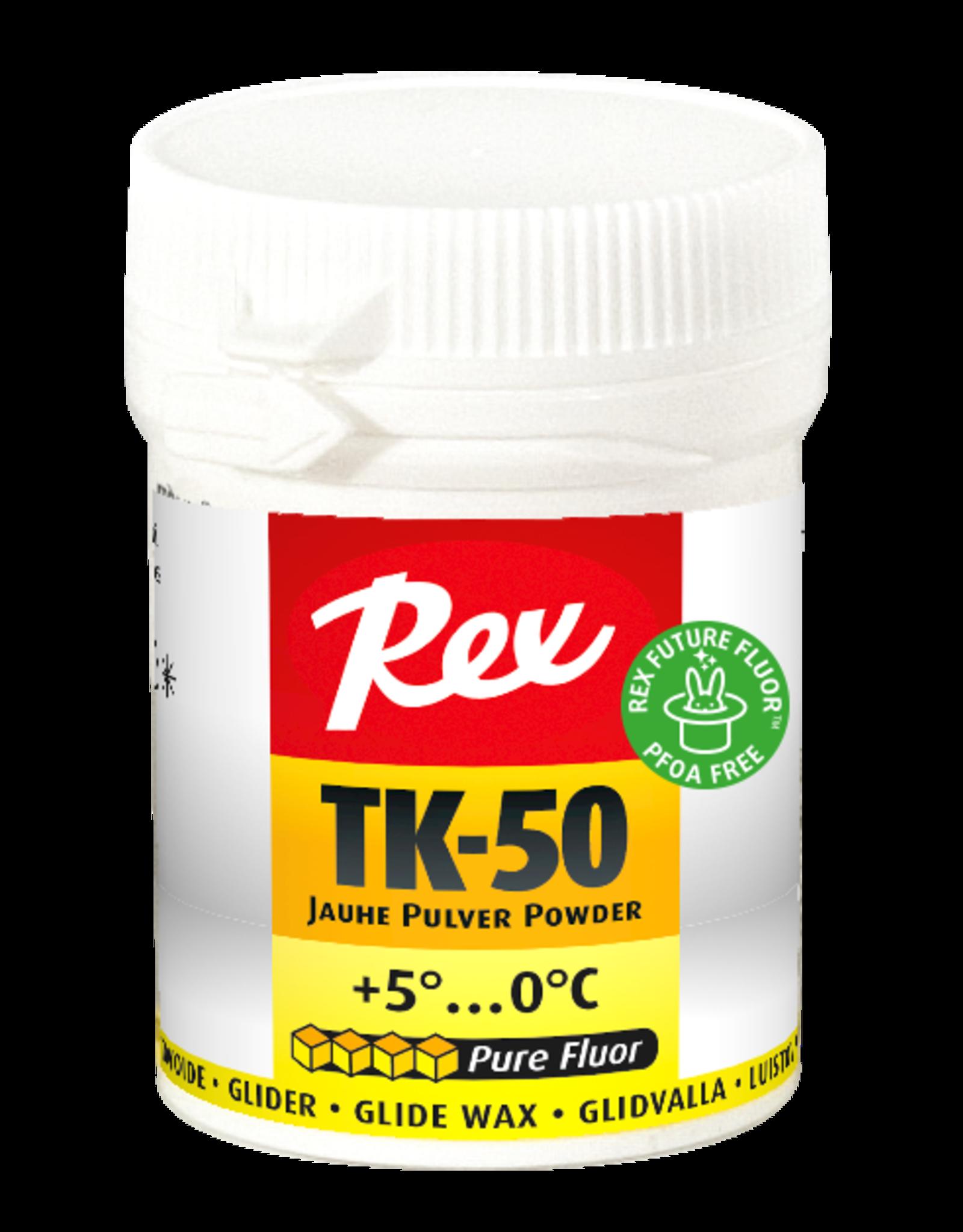 Rex Rex Glide TK-50 Fluor Powder