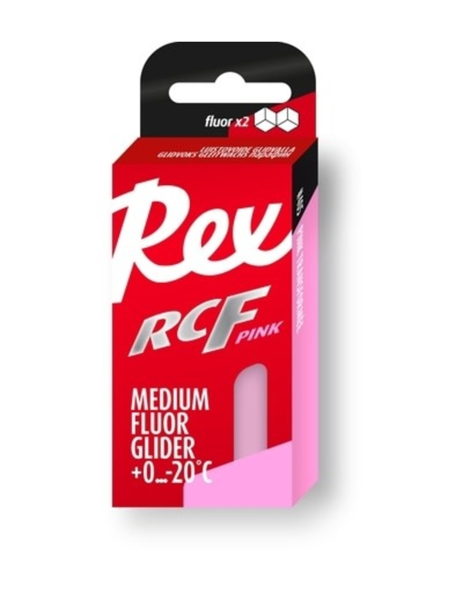 Rex Rex Glide RCF Pink
