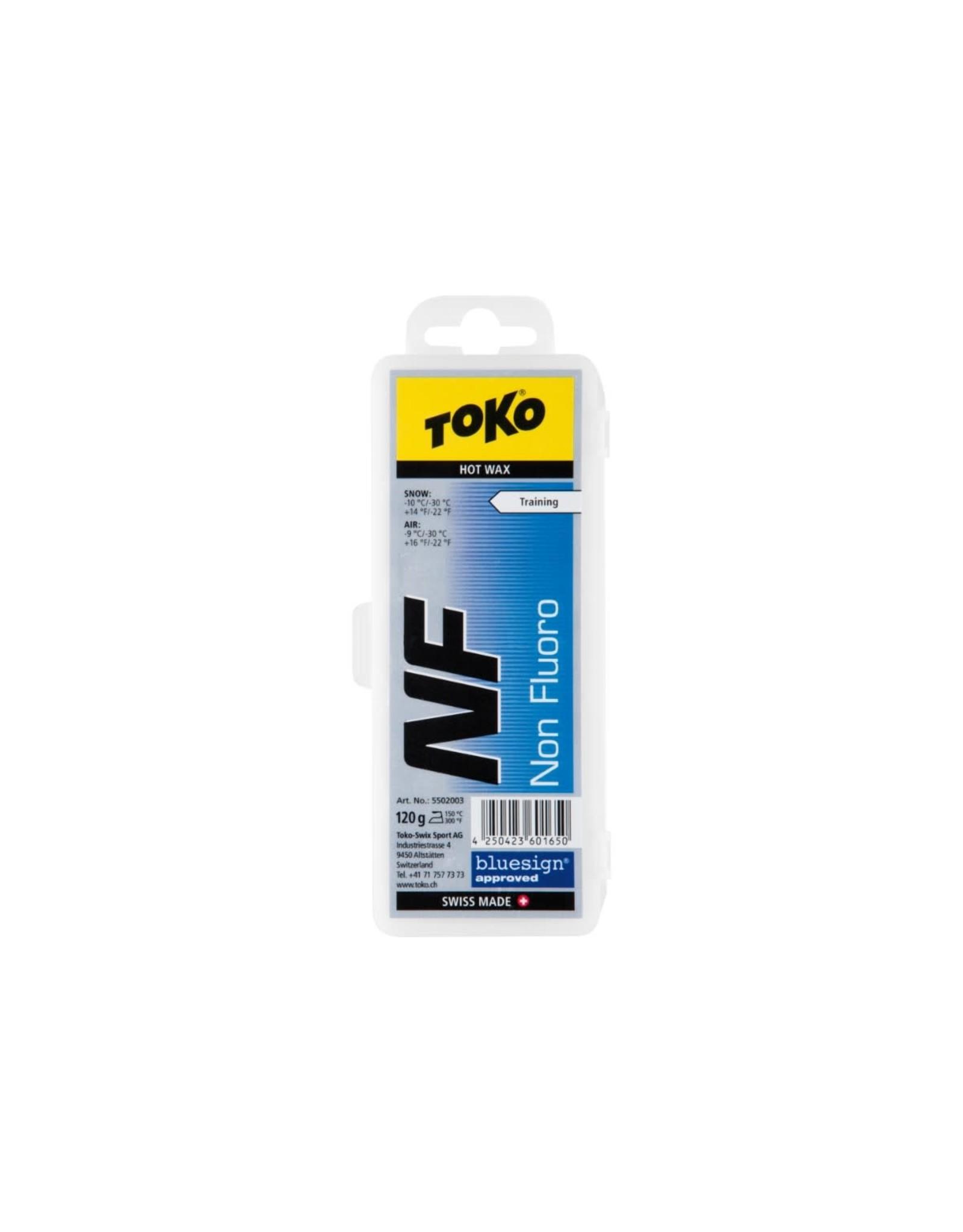 Toko Toko NF Hot Wax Blue