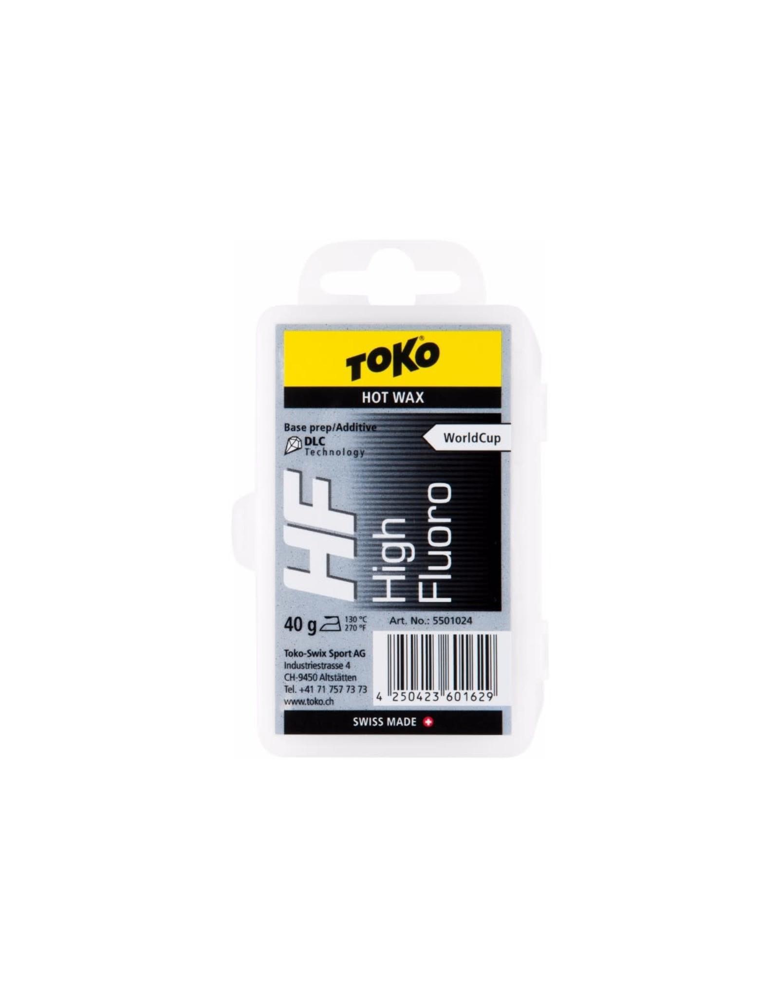 Toko Toko HF Hot Wax Black