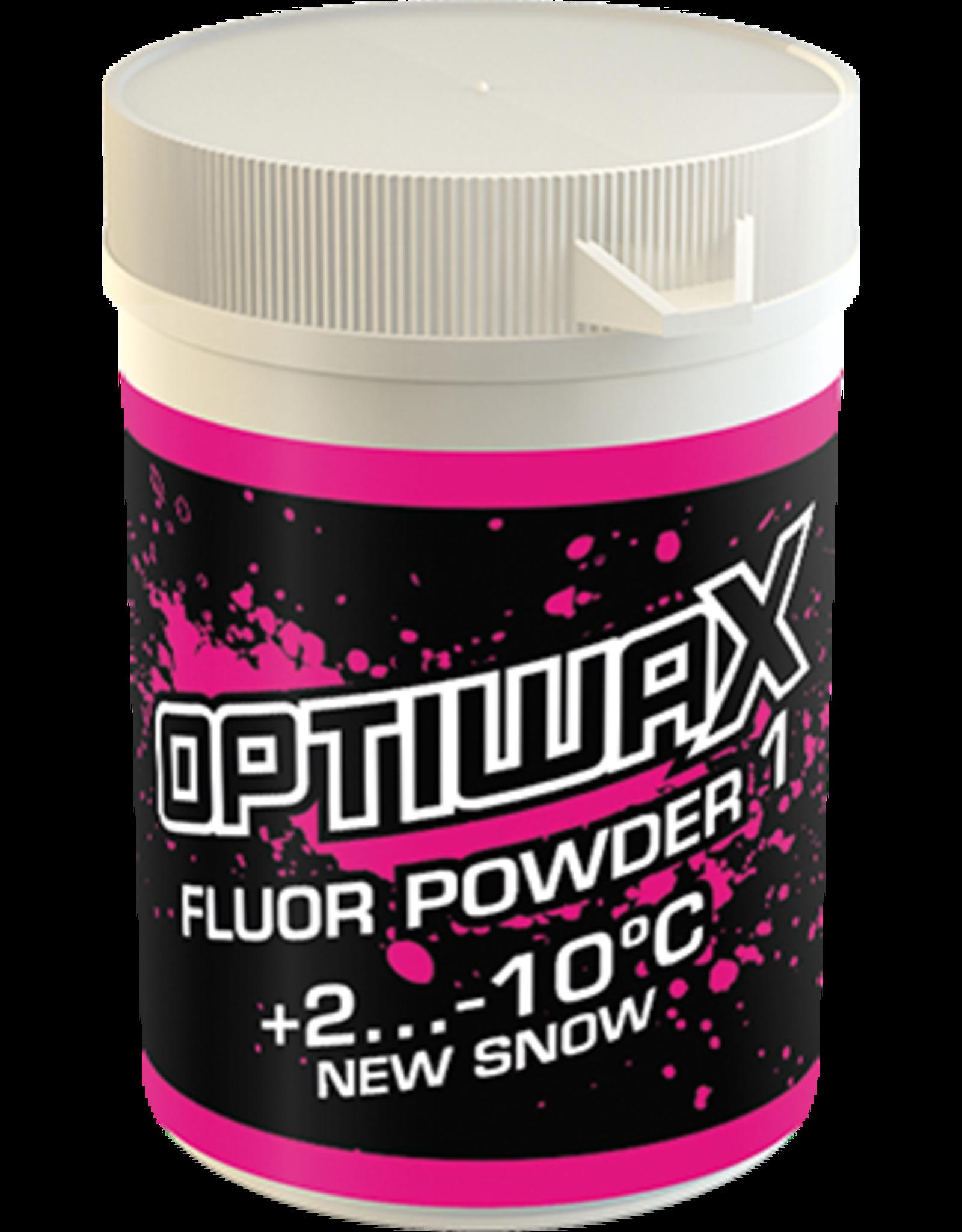 Optiwax Optiwax Fluor Powder 1