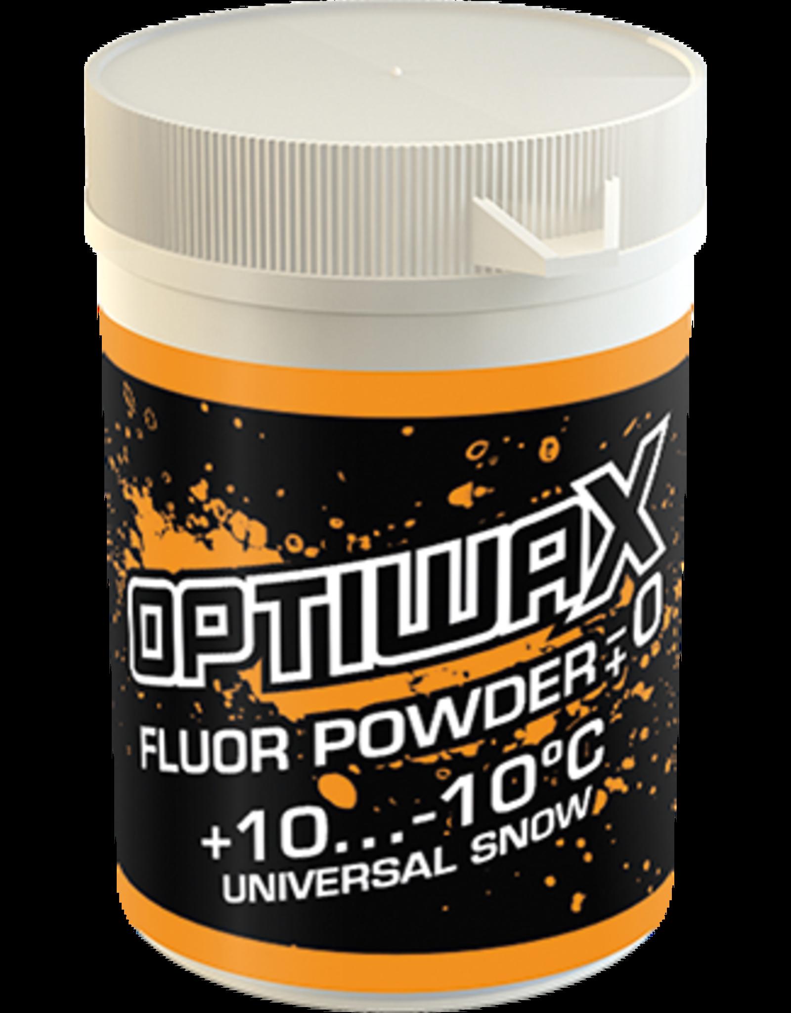 Optiwax Optiwax Fluor Powder ±0