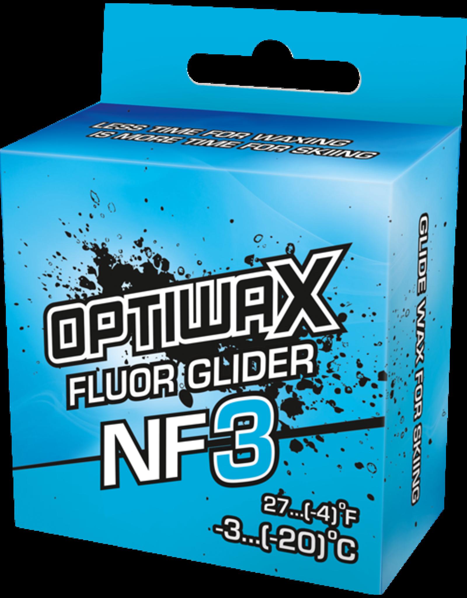 Optiwax Optiwax Glide NF3 Blue