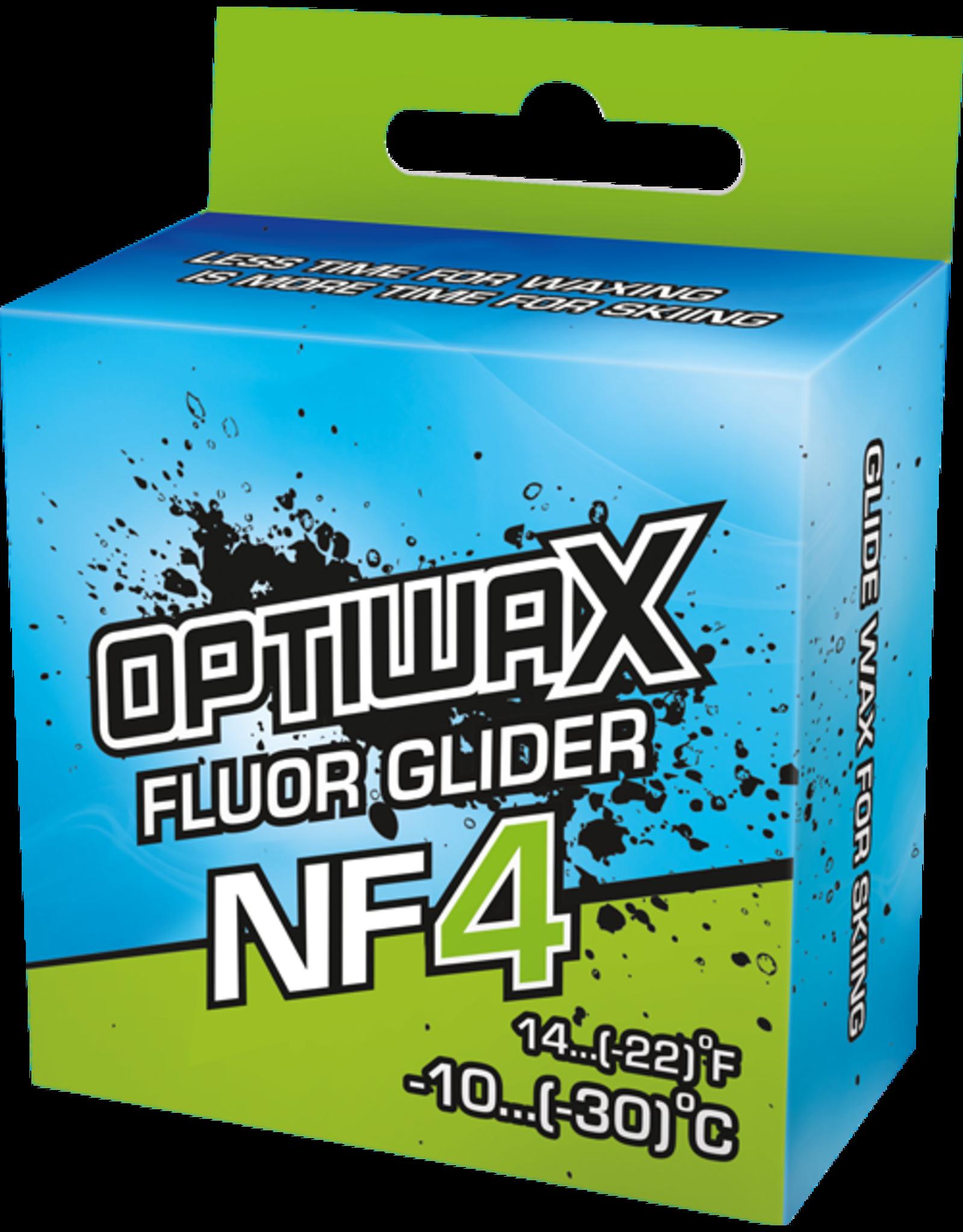 Optiwax Optiwax Glide NF4 Green