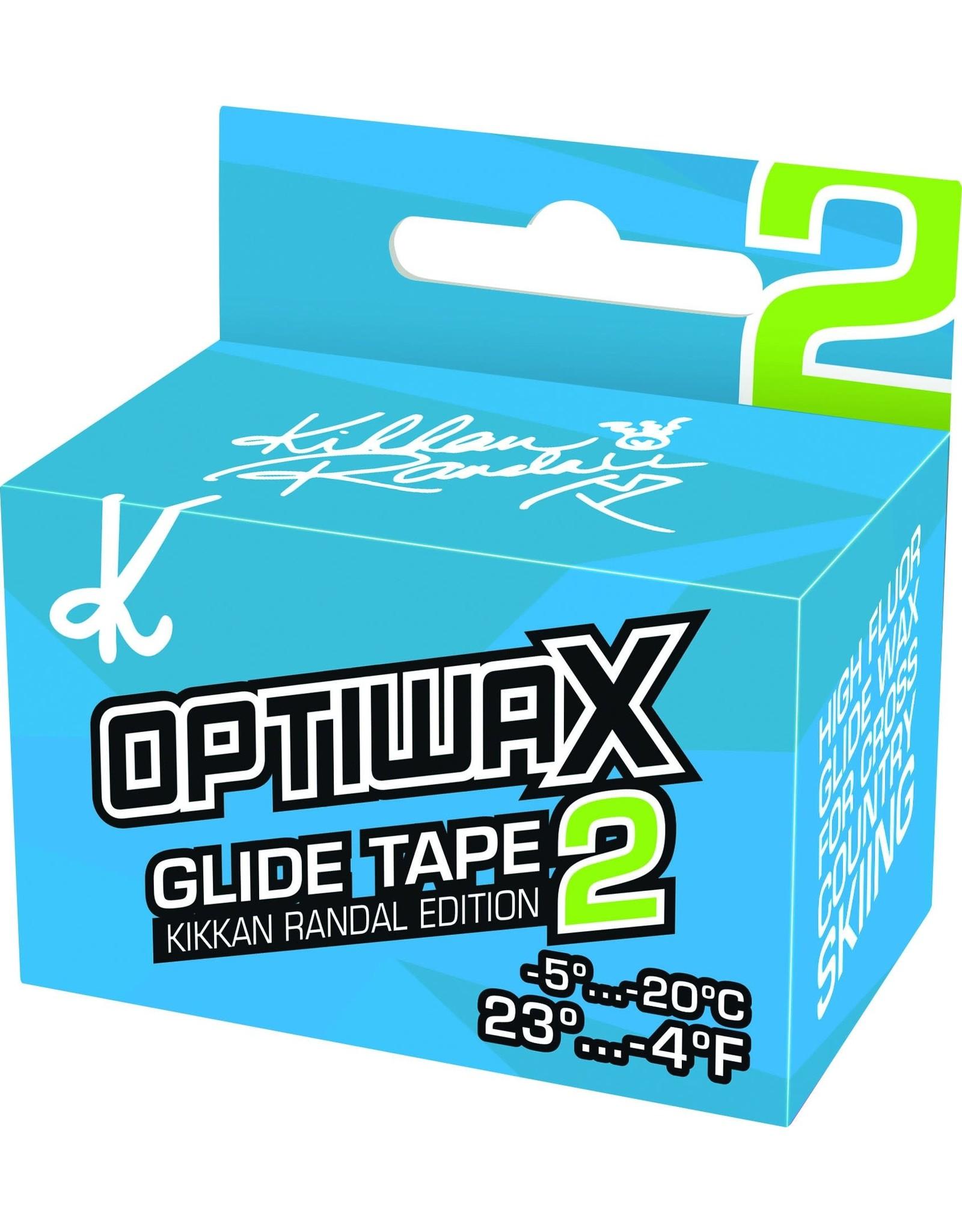 Optiwax Optiwax Glide Tape 2 Kikkan