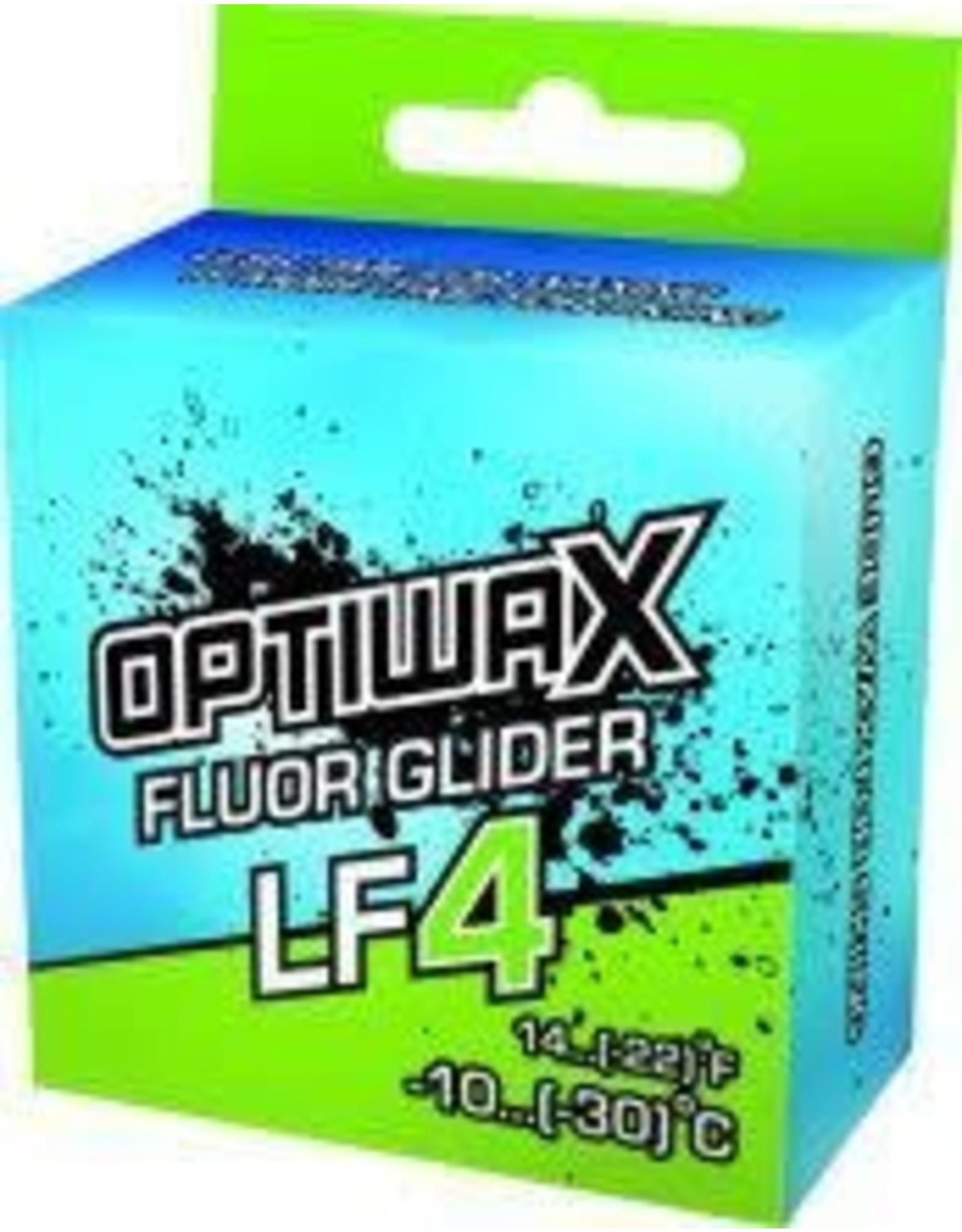 Optiwax Optiwax LF 4 Green