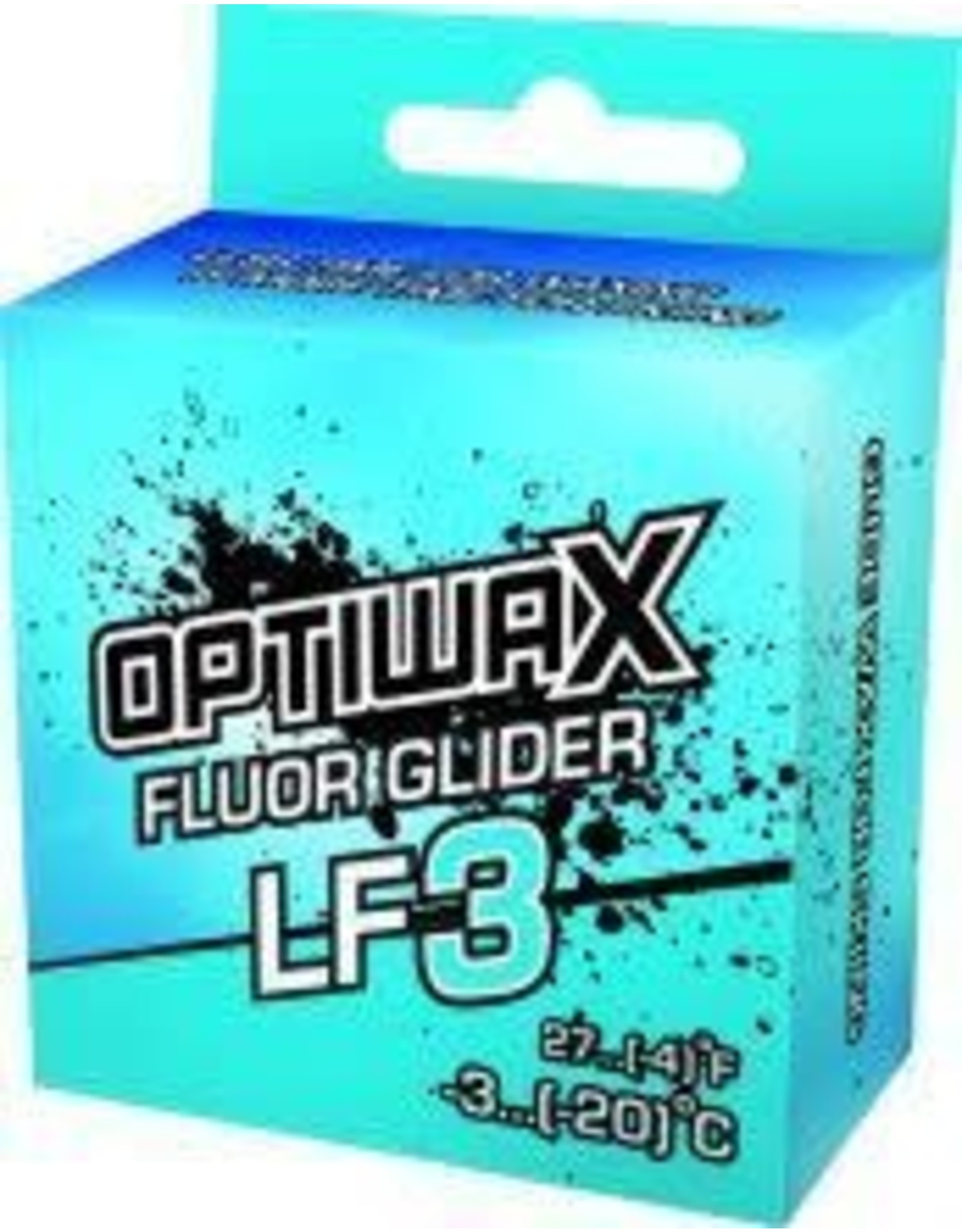 Optiwax Optiwax LF 3 Blue
