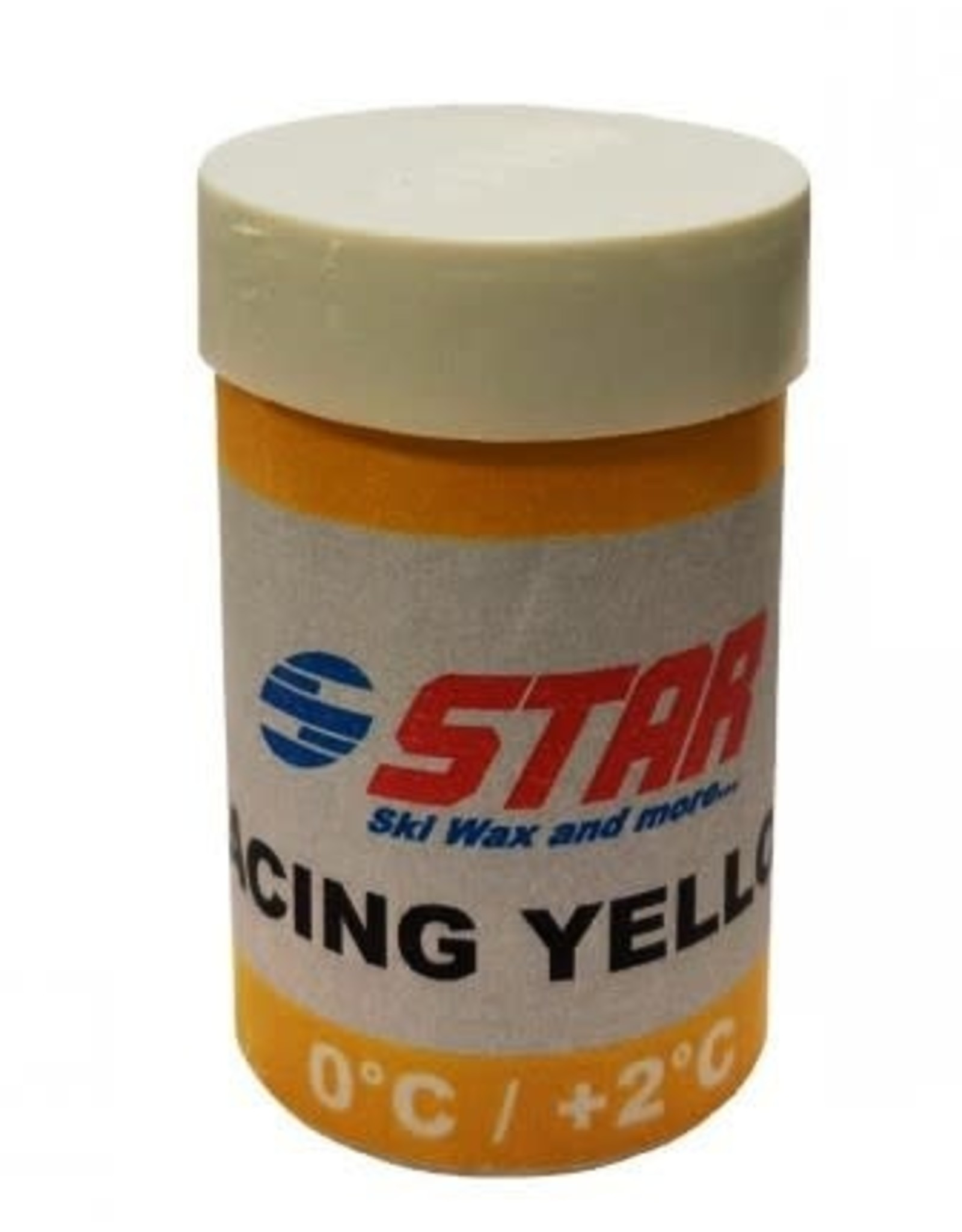 Star Star Kick Racing Yellow