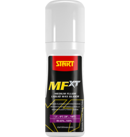 Start Start MFXT Fluor Liquid Glide Wax Purple