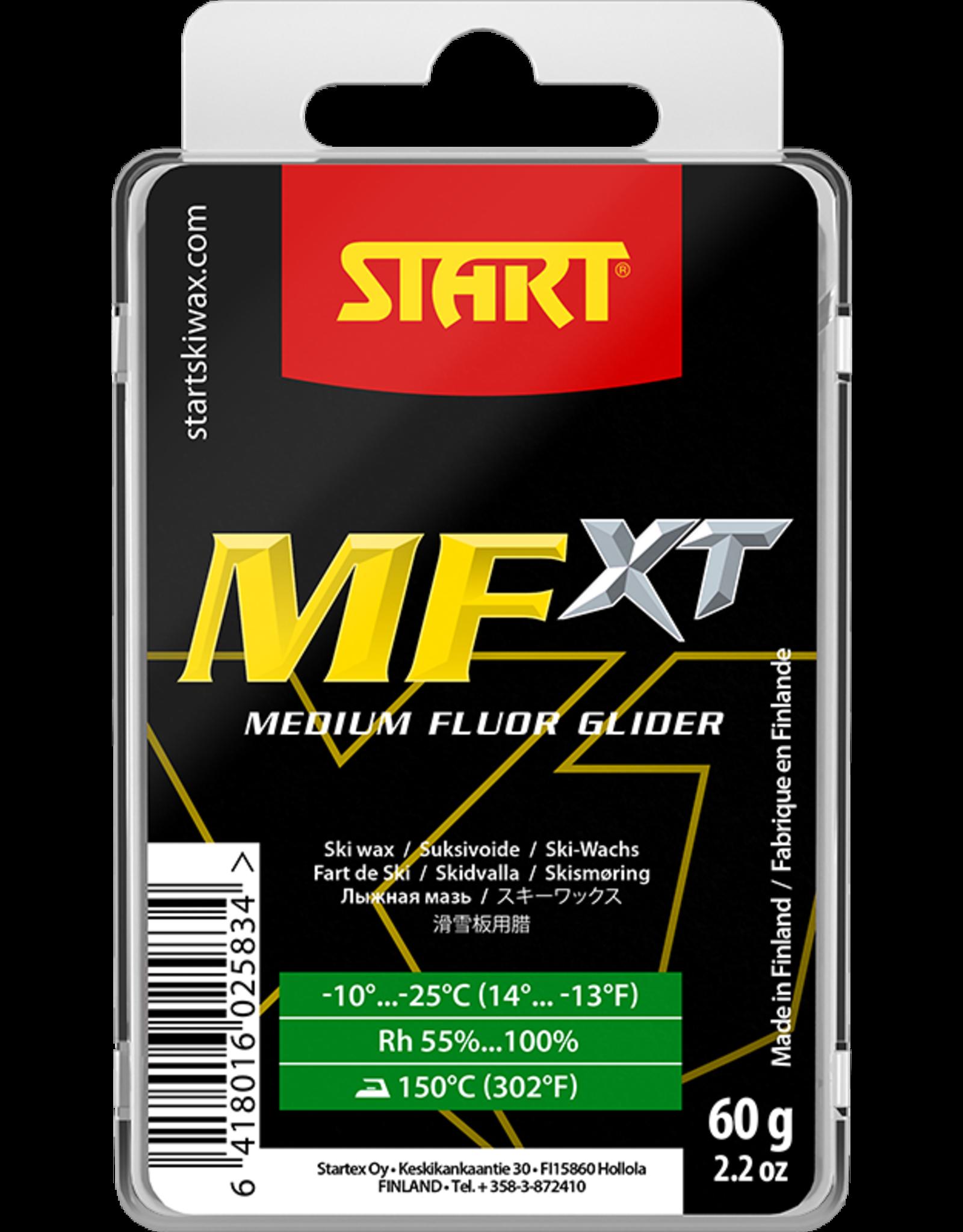Start Start MFXT Fluor Glide Wax Green