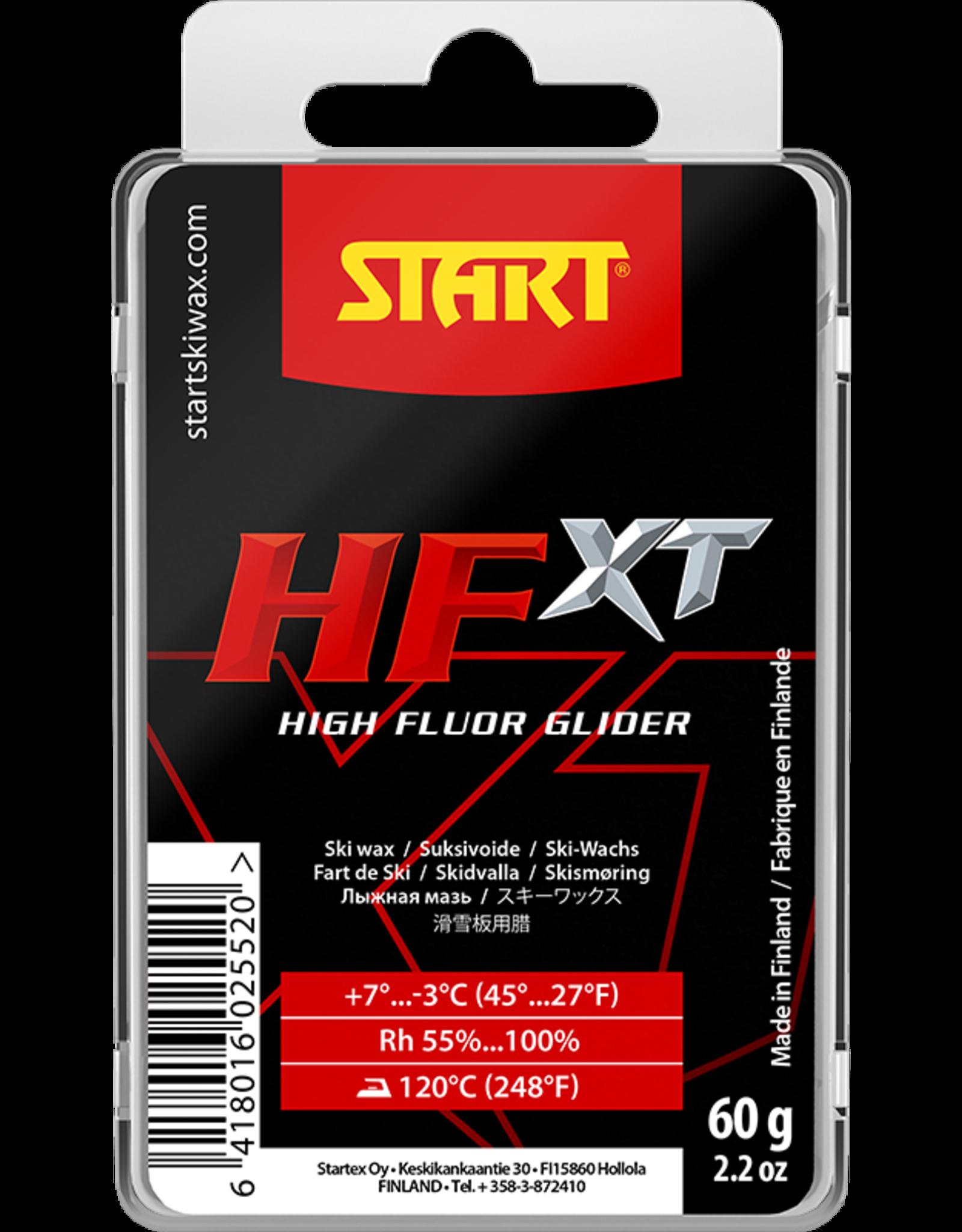 Start Start HFXT Glide Wax Red