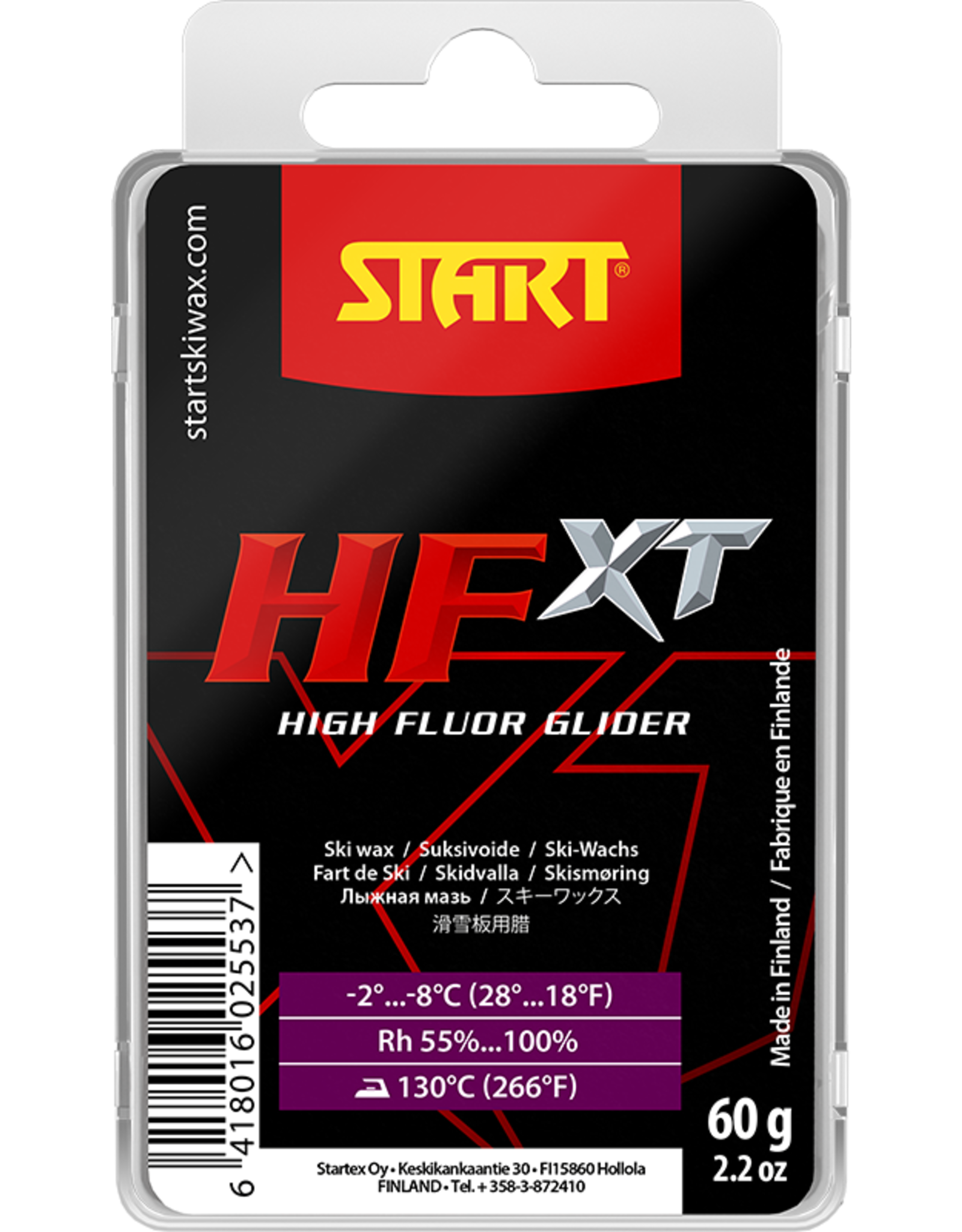 Start Start HFXT Glide Wax Purple