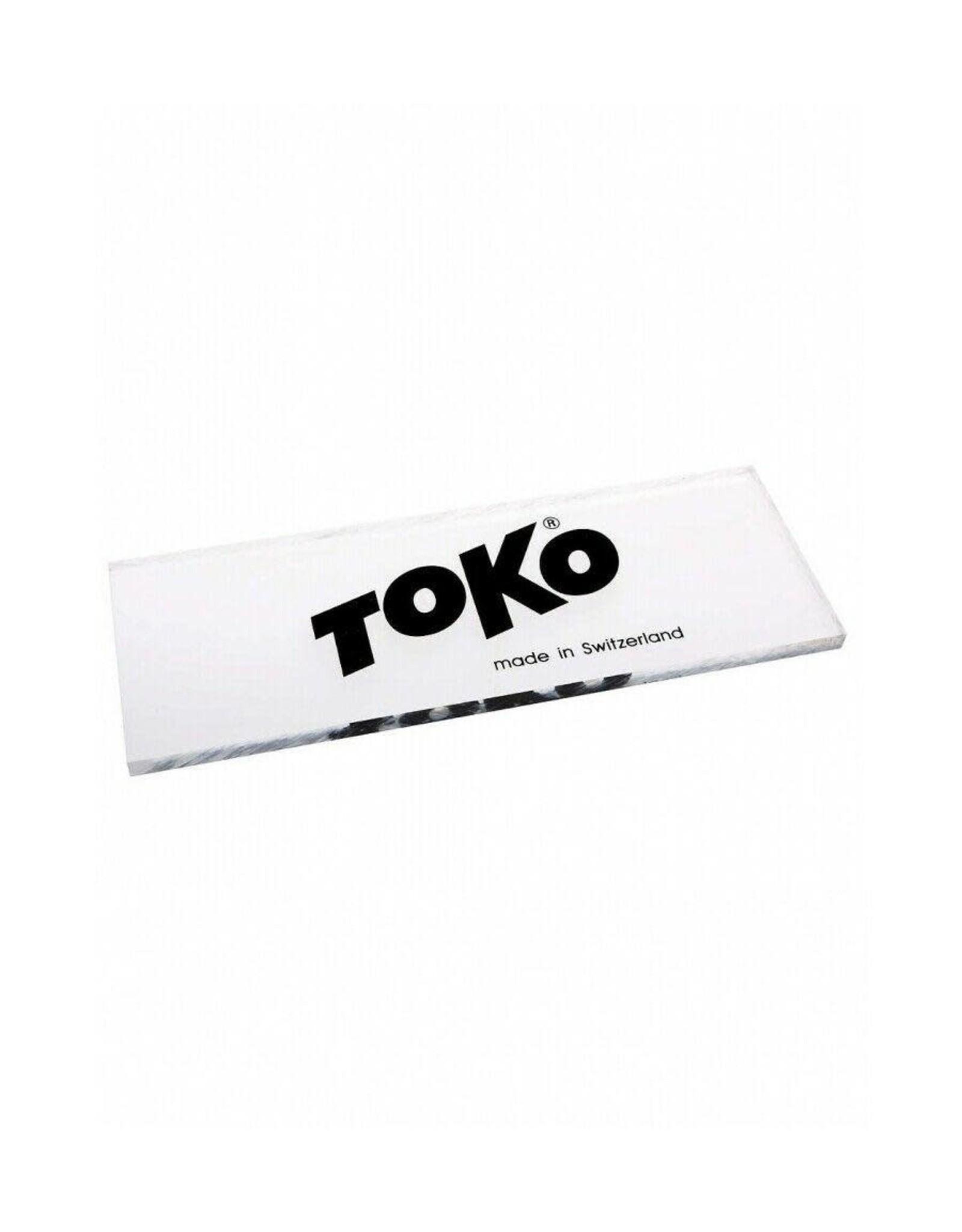 Toko Toko Plexi Scraper Backshop