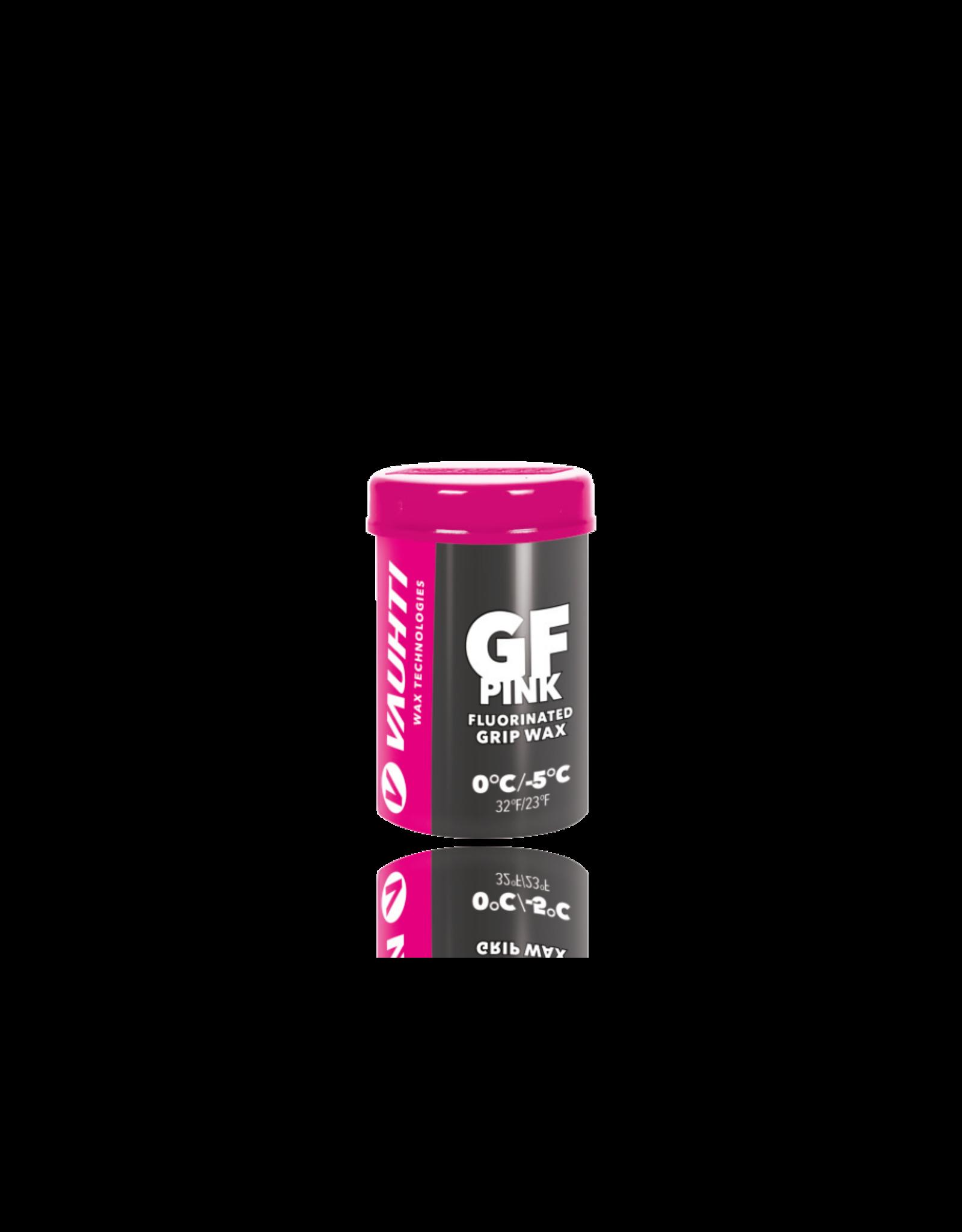 Vauhti Vauhti GF Fluor Grip Wax Pink