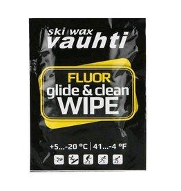 Vauhti Vauhti Fluor Clean & Glide Wipe