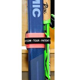 Willow Wrap Willow Wrap Tour Ski Tie Pair