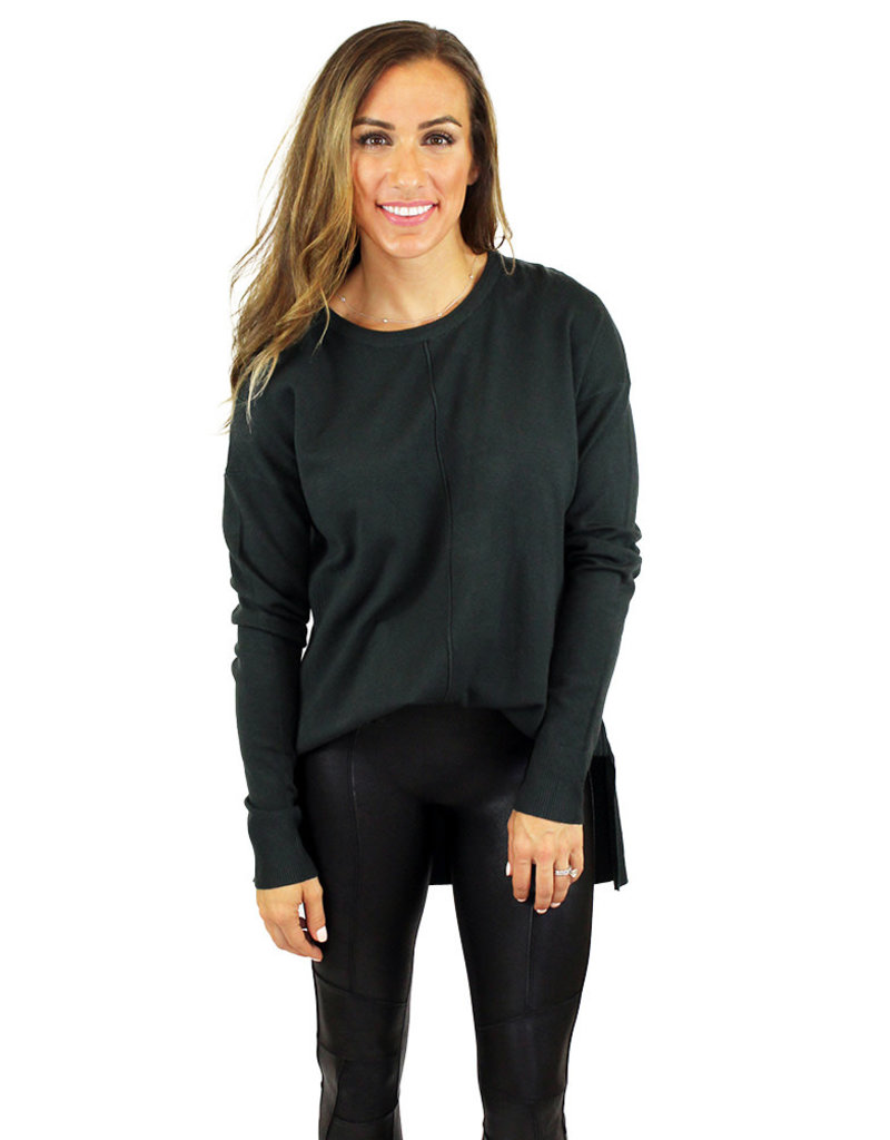 SUPERSOFT ROUNDNECK SWEATER