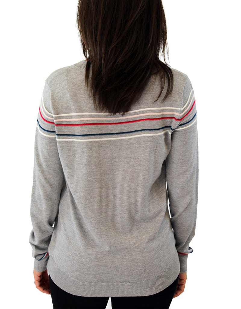 MAPLE CREW SWEATER