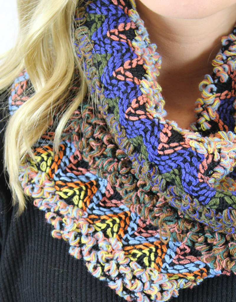 CHEVRON INFINITY-Two Colors Available
