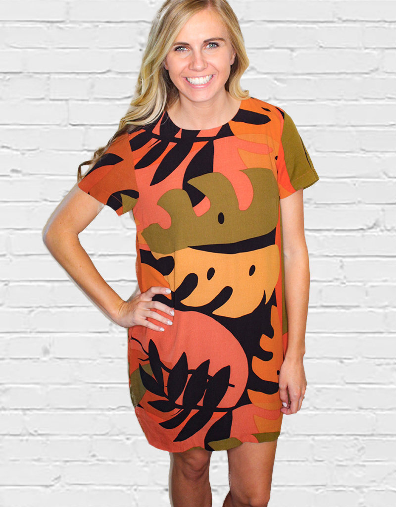 FALL FANTASY DRESS