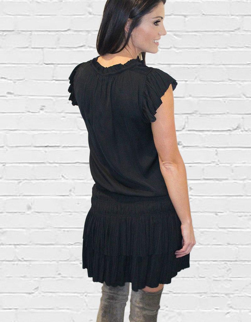 BARBIE FLUTTER SLV DRESS