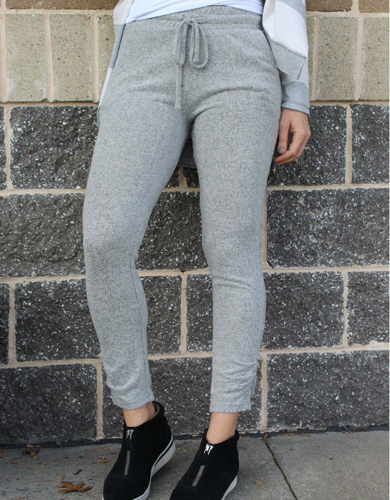 MARLED ANKLE PANT