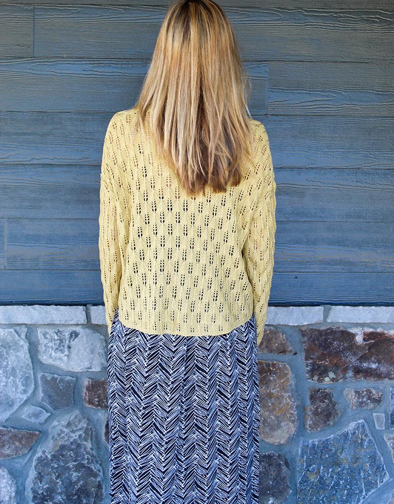 Crochet Cardy