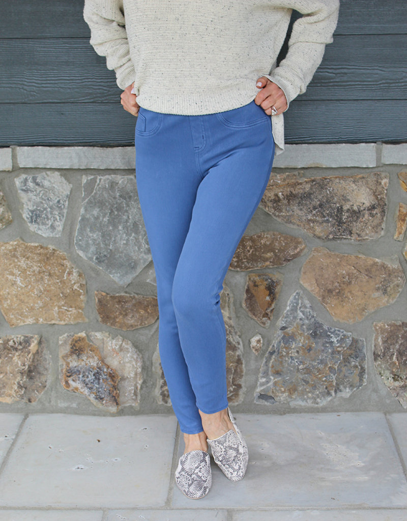 SPANX JEANISH- Red, White or Blue