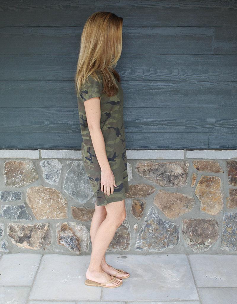 KICK BACK DRESS