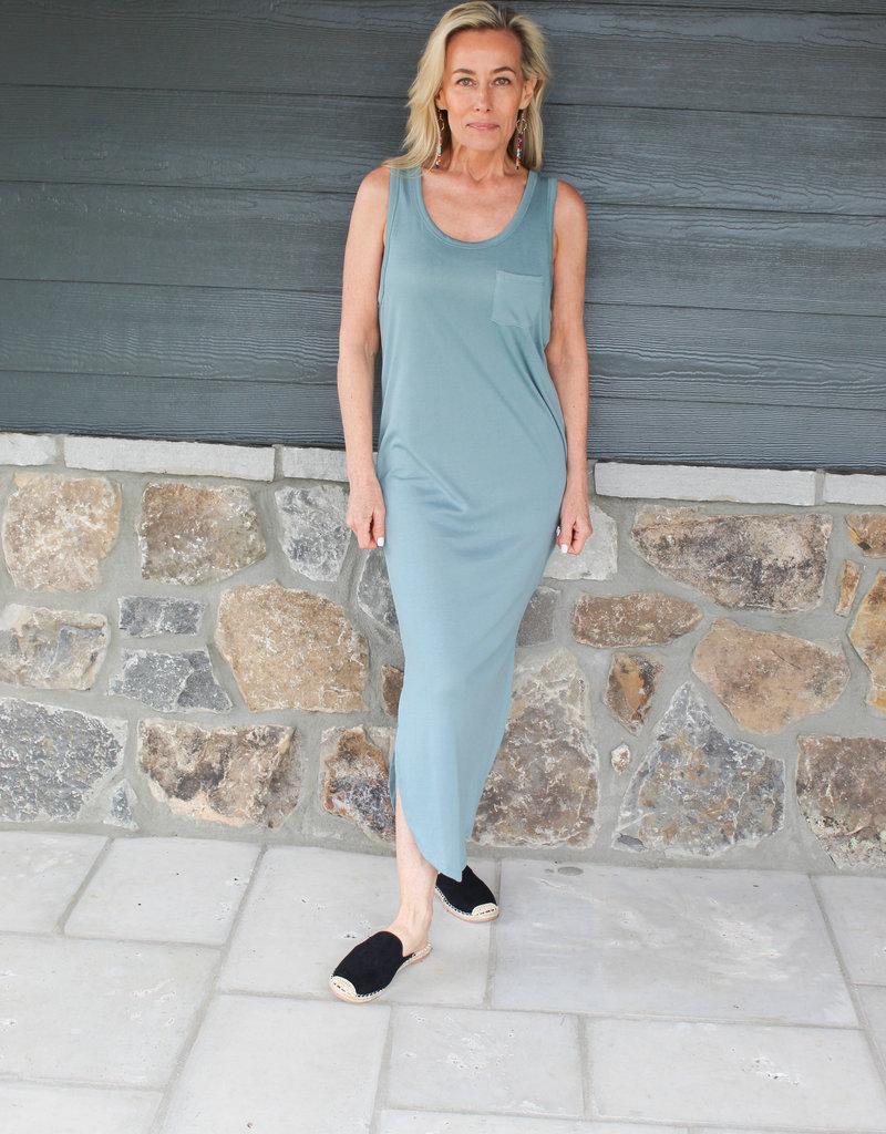 SIMPLE TANK DRESS