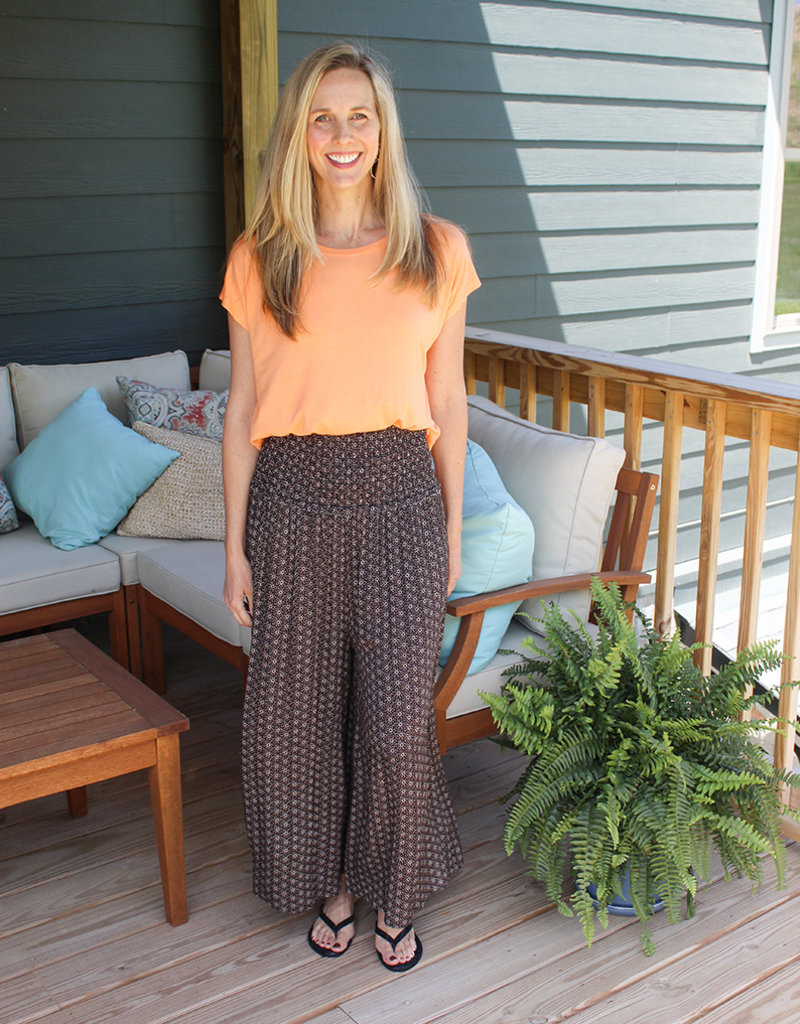 Barstow Wide Leg Pant