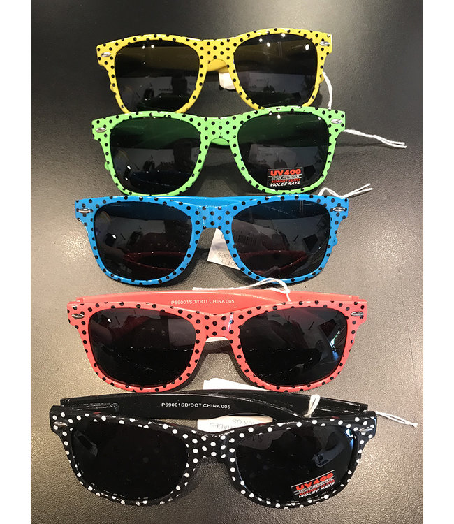DOTTY SHADES-5 colors available