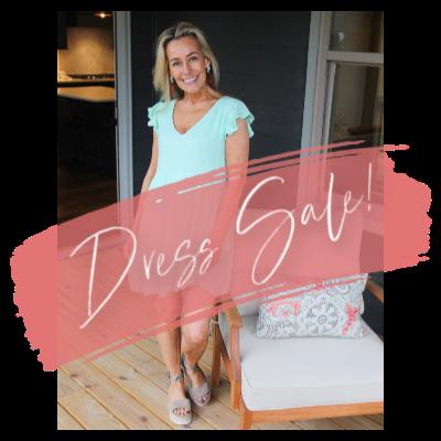 Dear Prudence Dress Sale