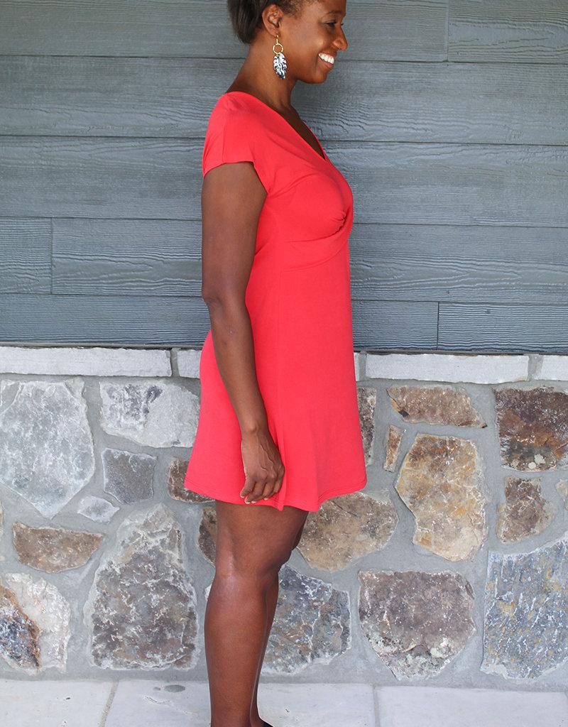 TIANNA DRESS- 2 Colors