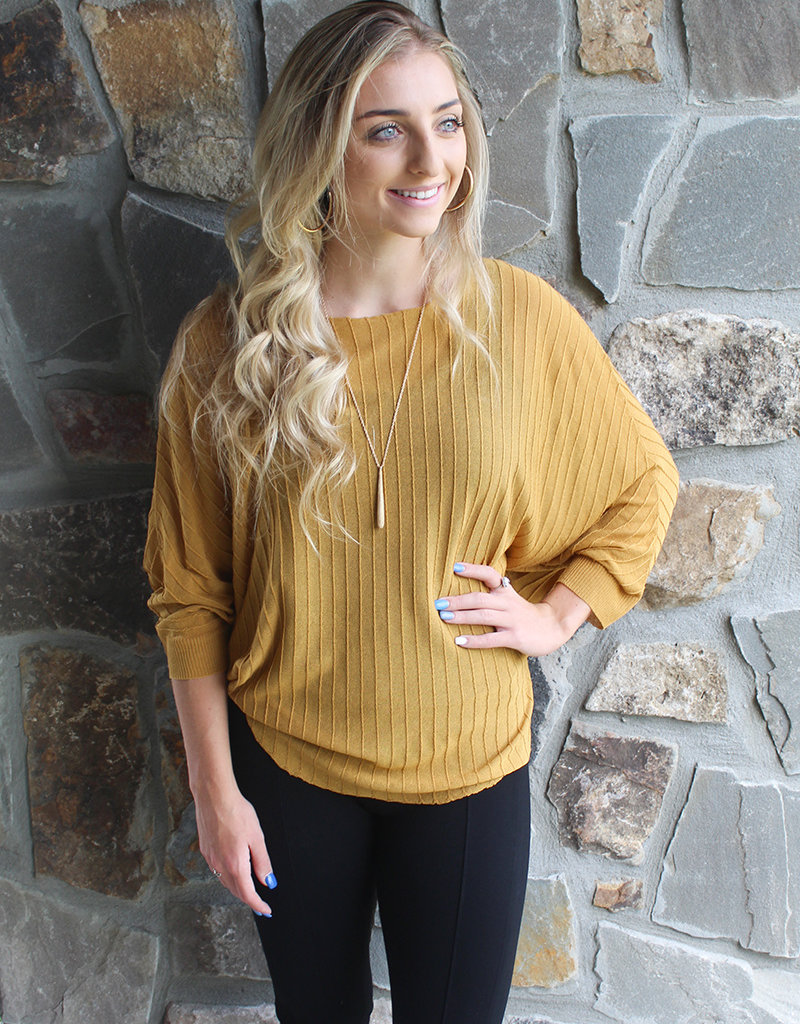 RYU ROW TOP- 2 Colors Available