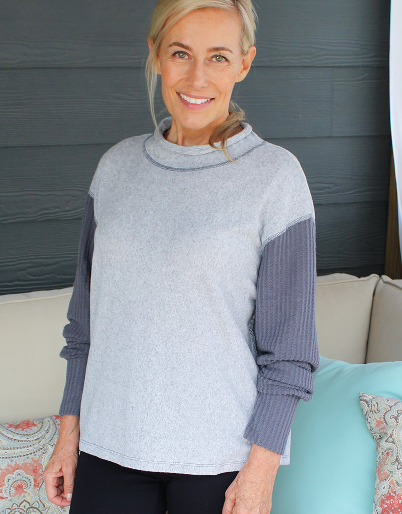 THERMAL CONTRAST TOP