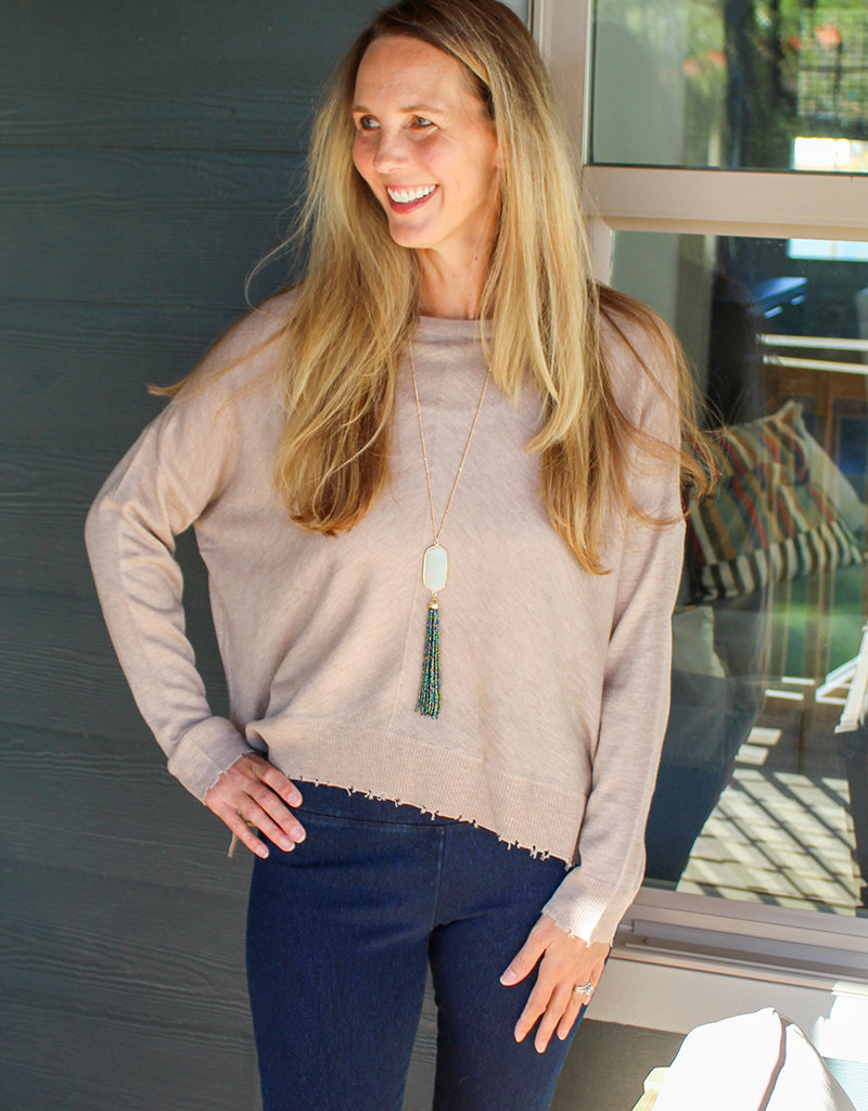LAWSON SWEATER- Multiple colors