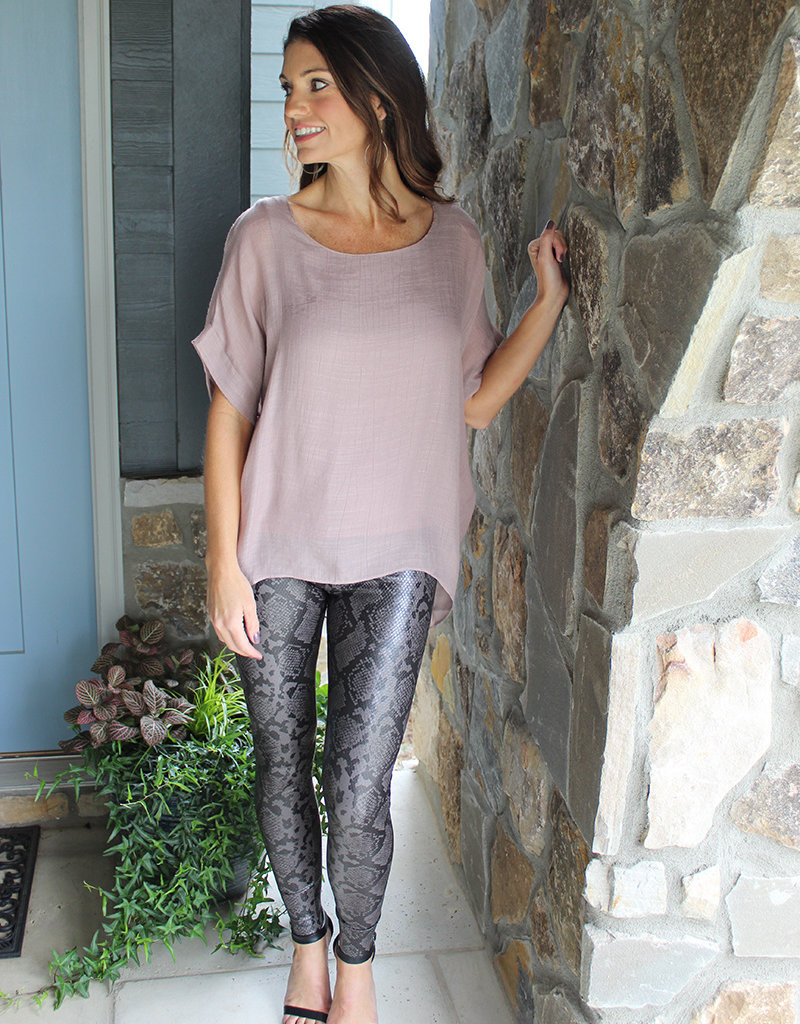 MARTY SIMPLE TOP- Multiple Colors