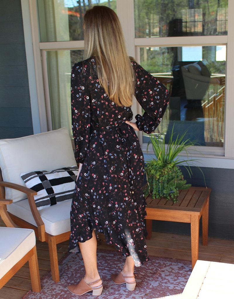 FLORAL FAYE DRESS
